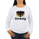 Germany Women's Long Sleeve T-Shirt
