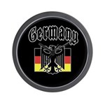 Germany Wall Clock