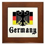 Germany Framed Tile
