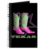 Texas Boots! Journal