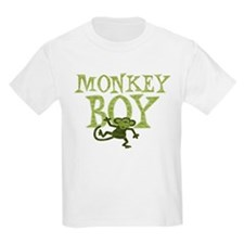 Yellow Monkey Boy T-Shirt