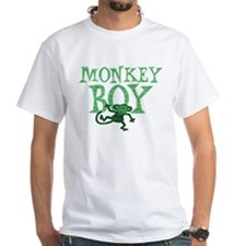 Green Monkey Boy Shirt