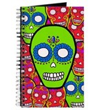 Calaveras Sugarskulls Journal