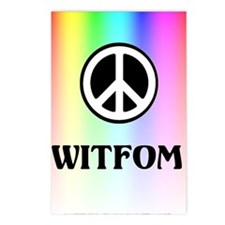 WITFOM Postcards (Package of 8)