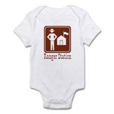 Ranger Station Infant Bodysuit