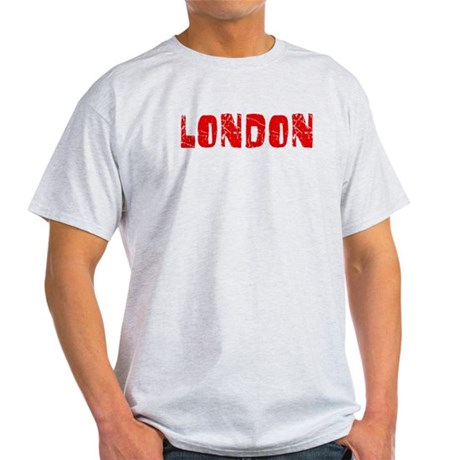 London Faded (Red) Light T-Shirt