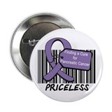 "Cure For Pancreatic Cancer 2.25"" Button (10 p"