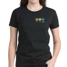 Peace Love Agricultural Business Tee