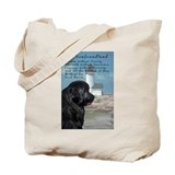 Lord Byron Newf Tote Bag