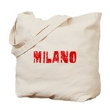 Milano Faded (Red) Tote Bag