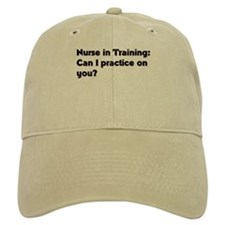 Cute Practical nurse student Baseball Cap