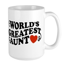 World's Greatest Aunt Coffee Mug