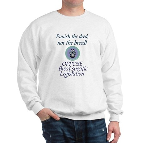 Oppose BSL Sweatshirt