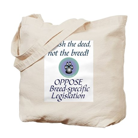 Oppose BSL Tote Bag