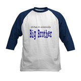 Only Child to Big Brother Tee