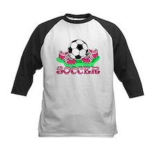 Soccer (Pink) Tee