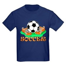 Soccer (Orange) T