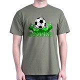 Soccer (Green) T-Shirt