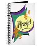 I Breastfeed Journal