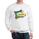 I Breastfeed Sweatshirt