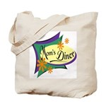Mom's Diner Tote Bag