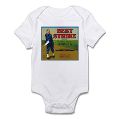 Best Strike Infant Bodysuit