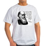 Darwin on Survival T-Shirt