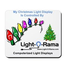 Light-O-Rama Mousepad