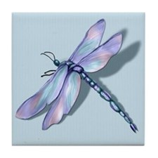 Dragonfly-Natures Jewel Tile Coaster