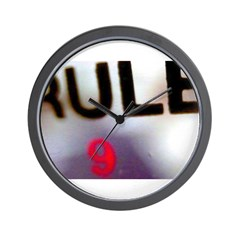 Rule 9 Wall Clock