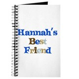 Hannah's Best Friend Journal