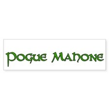 pogue mahone Bumper Sticker (50 pk)