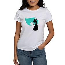 Aqua Veil Dancer Tee