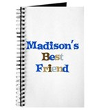 Madison's Best Friend Journal