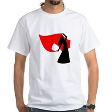 Red Veil Dancer Shirt