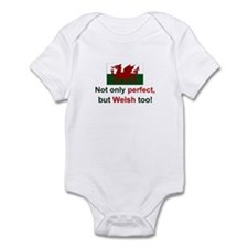 Perfect Welsh Onesie