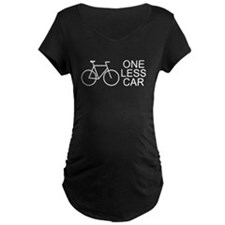 ONE LESS CAR cycling T-Shirt