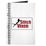 Stitch Vixen Journal