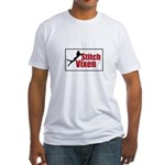 Stitch Vixen Fitted T-Shirt
