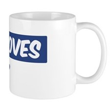 Jesus Loves Erik Mug