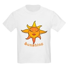 Cute Smiling Sun T-Shirt