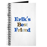 Erik's Best Friend Journal