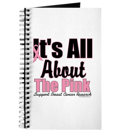 It's All About The Pink Journal