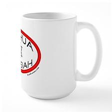 Yeshua Is Messiah Mug