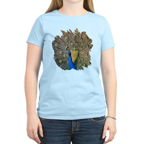 Peacock Women's Light T-Shirt
