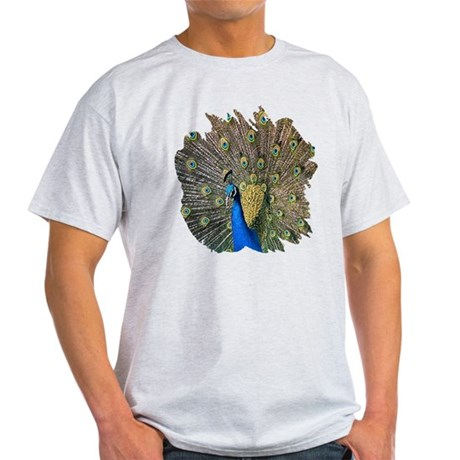 Peacock Light T-Shirt