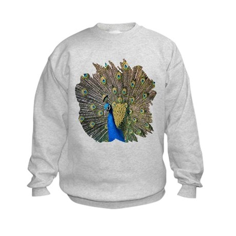 Peacock Kids Sweatshirt