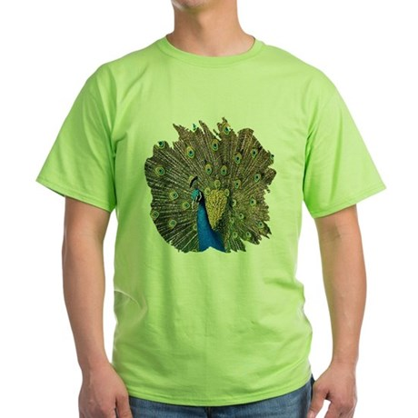 Peacock Green T-Shirt