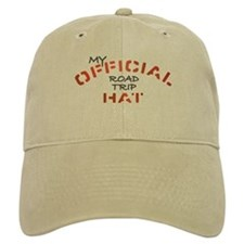 Official Road Trip Baseball Cap