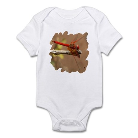 Red Dragonfly Infant Bodysuit
